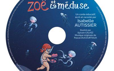 Zoé et la méduse